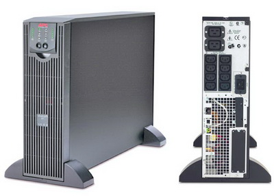 ИБП APC Smart-UPS RT, 5000VA (#SURT(D)5000XLI)